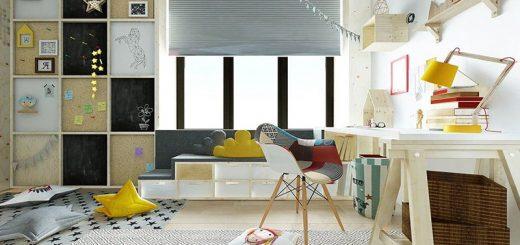 Комнаты для детей дома