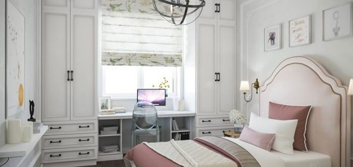 Дизайн комнаты для подростка девочки 16 лет
