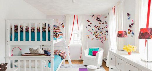 Планировка комнаты ребенка