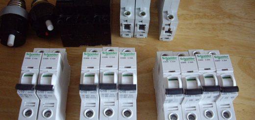 Характеристика c автоматического выключателя